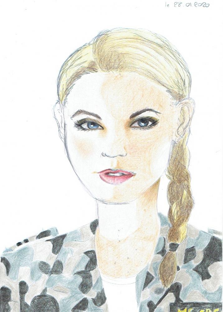 Lisa McCune by annabbyscuito